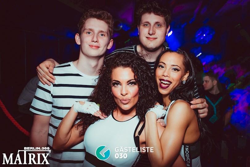 Partyfoto #110 Matrix Berlin vom 19.05.2018
