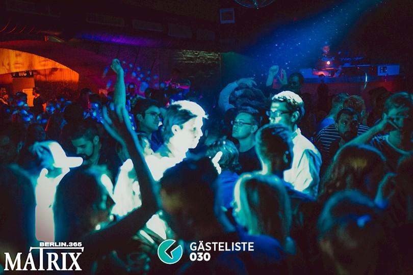 Partyfoto #73 Matrix Berlin vom 19.05.2018