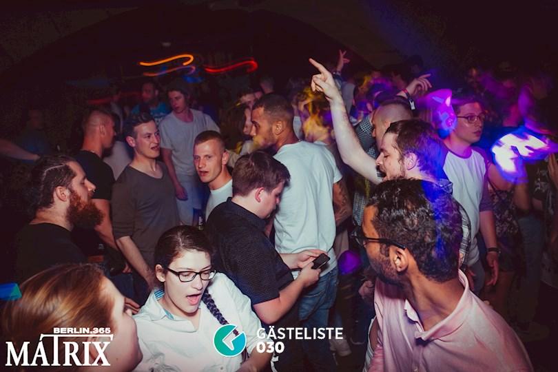 Partyfoto #63 Matrix Berlin vom 19.05.2018