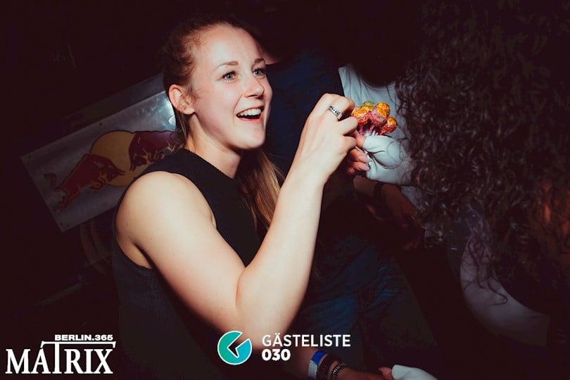 Partyfoto #72 Matrix Berlin vom 19.05.2018