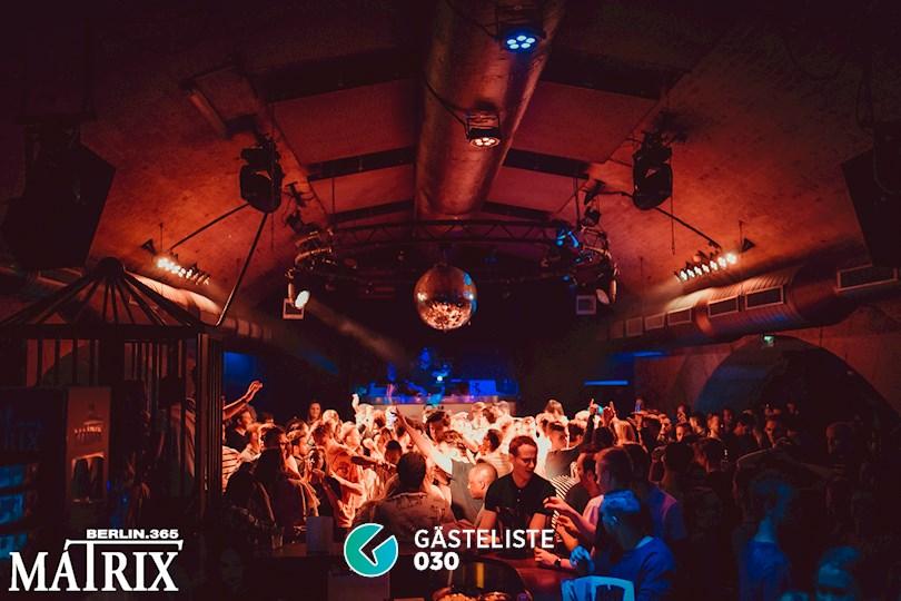 Partyfoto #85 Matrix Berlin vom 19.05.2018