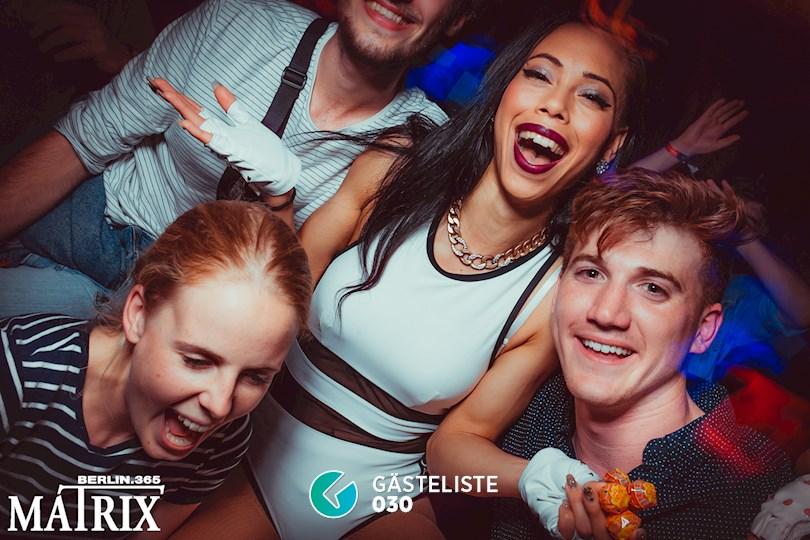 Partyfoto #114 Matrix Berlin vom 19.05.2018