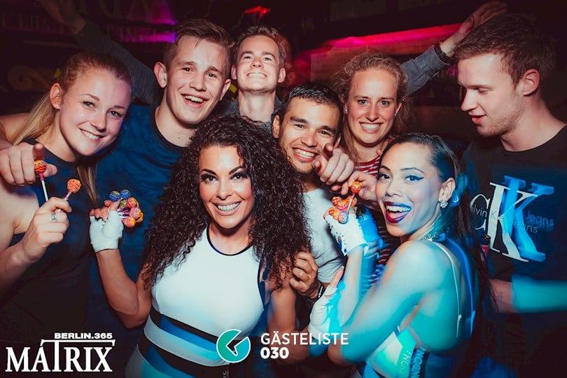 Partyfoto #13 Matrix Berlin vom 19.05.2018