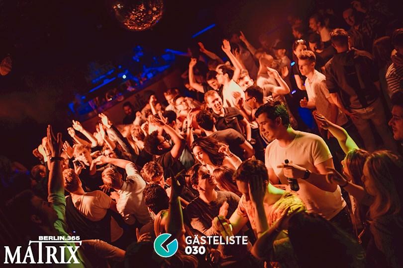 Partyfoto #15 Matrix Berlin vom 19.05.2018