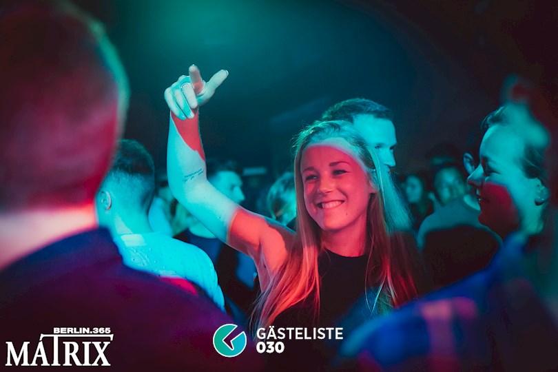 Partyfoto #116 Matrix Berlin vom 19.05.2018
