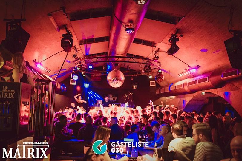 Partyfoto #89 Matrix Berlin vom 17.05.2018