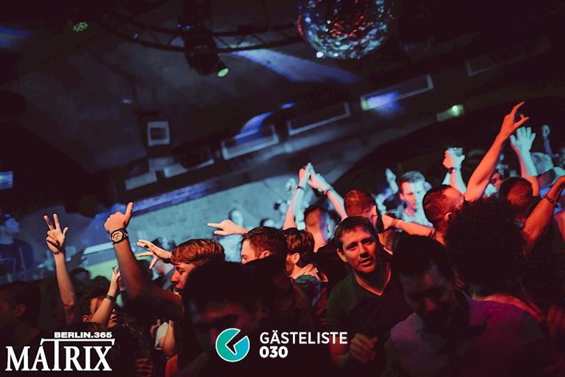 Partyfoto #81 Matrix Berlin vom 17.05.2018