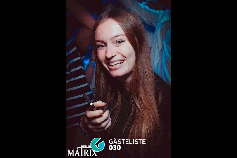 Partyfoto #23 Matrix Berlin vom 17.05.2018