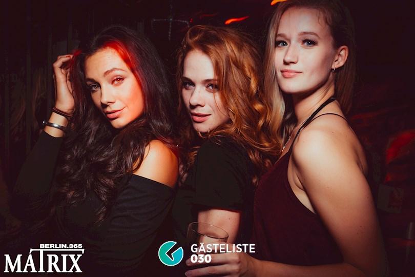 Partyfoto #69 Matrix Berlin vom 17.05.2018