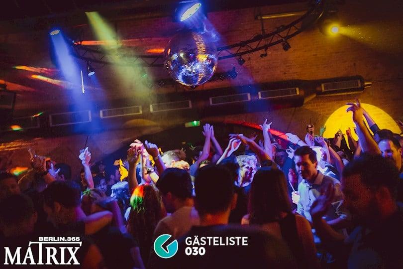 Partyfoto #28 Matrix Berlin vom 17.05.2018