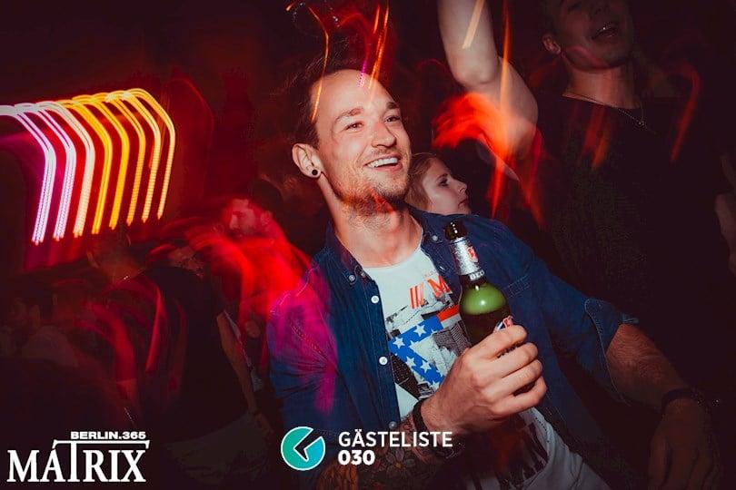 Partyfoto #20 Matrix Berlin vom 17.05.2018