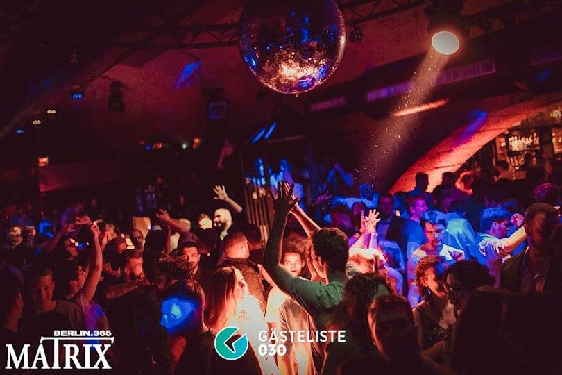 Partyfoto #68 Matrix Berlin vom 17.05.2018