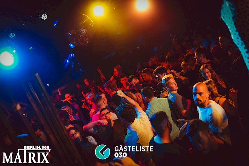 Partyfoto #74 Matrix Berlin vom 17.05.2018