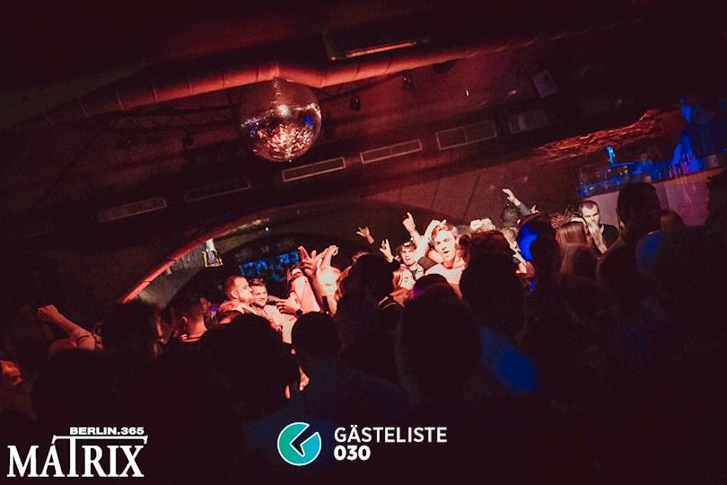 Partyfoto #40 Matrix Berlin vom 17.05.2018