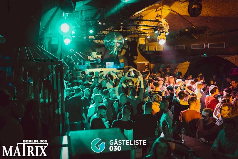 Partyfoto #54 Matrix Berlin vom 17.05.2018