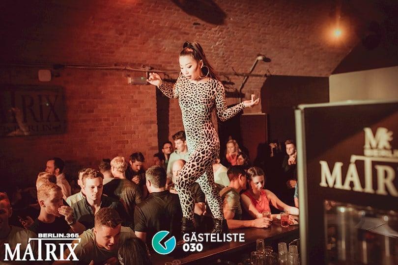 Partyfoto #94 Matrix Berlin vom 17.05.2018