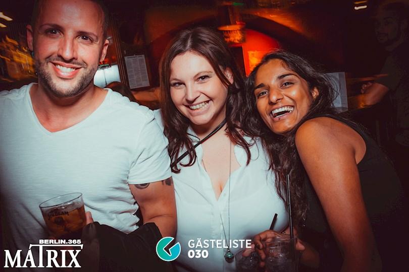 Partyfoto #77 Matrix Berlin vom 17.05.2018