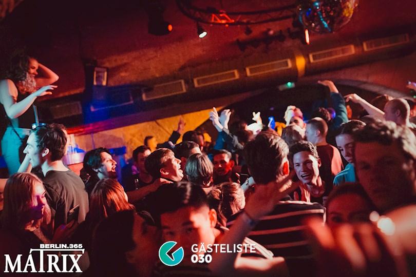 Partyfoto #83 Matrix Berlin vom 17.05.2018