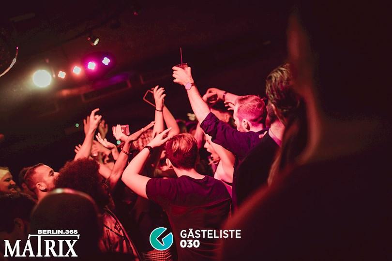 Partyfoto #3 Matrix Berlin vom 17.05.2018