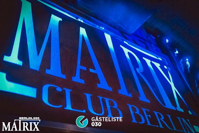 Partyfoto #75 Matrix Berlin vom 17.05.2018