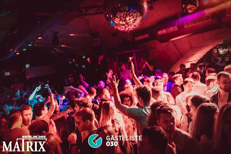 Partyfoto #26 Matrix Berlin vom 17.05.2018