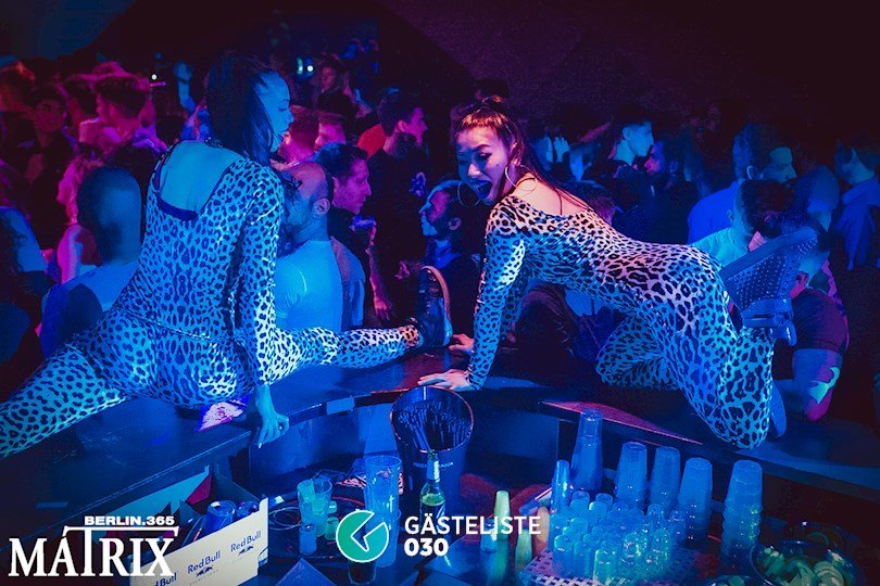 Partyfoto #70 Matrix Berlin vom 17.05.2018