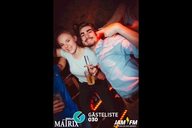 Partyfoto #54 Matrix Berlin vom 16.05.2018