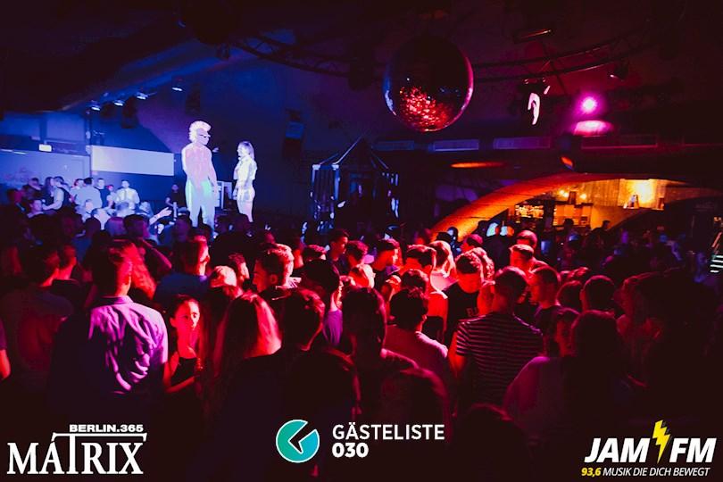 Partyfoto #77 Matrix Berlin vom 16.05.2018