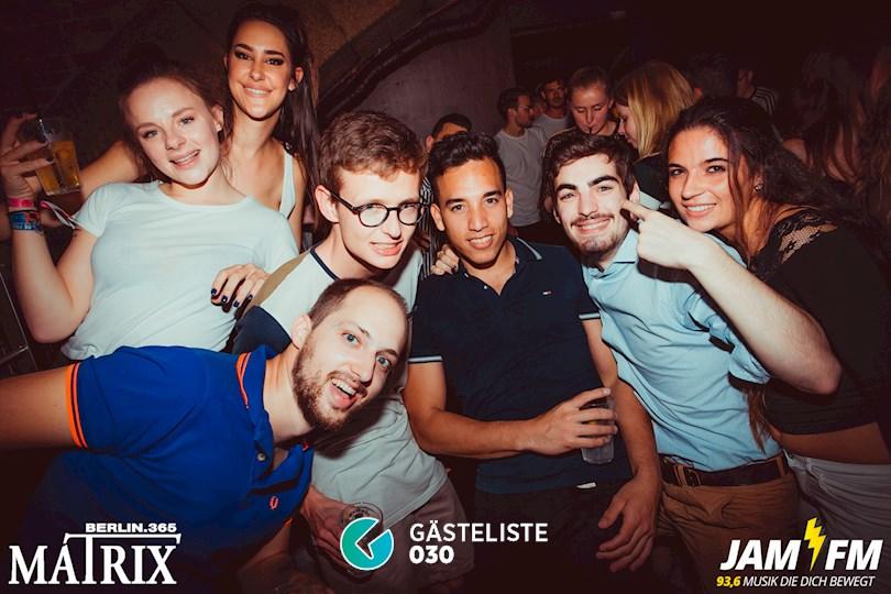Partyfoto #21 Matrix Berlin vom 16.05.2018