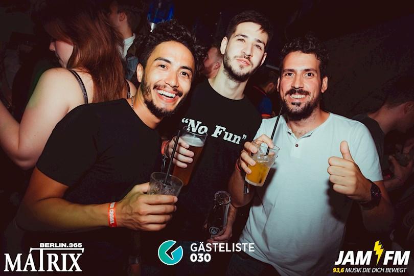 Partyfoto #86 Matrix Berlin vom 16.05.2018