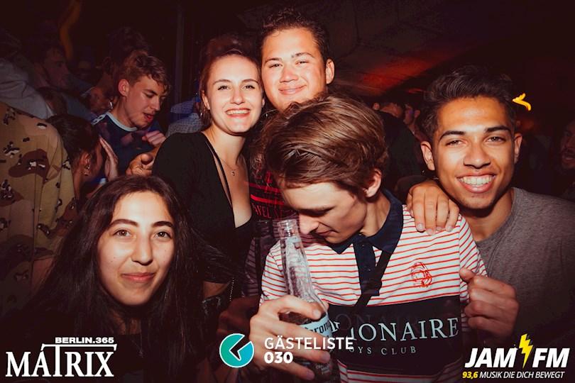 Partyfoto #76 Matrix Berlin vom 16.05.2018