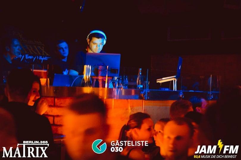 Partyfoto #89 Matrix Berlin vom 16.05.2018