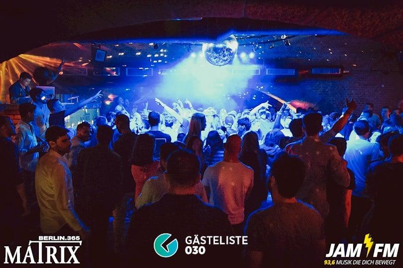Partyfoto #23 Matrix Berlin vom 16.05.2018