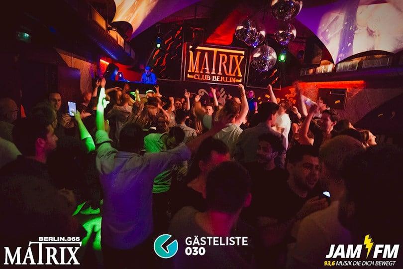 Partyfoto #12 Matrix Berlin vom 16.05.2018