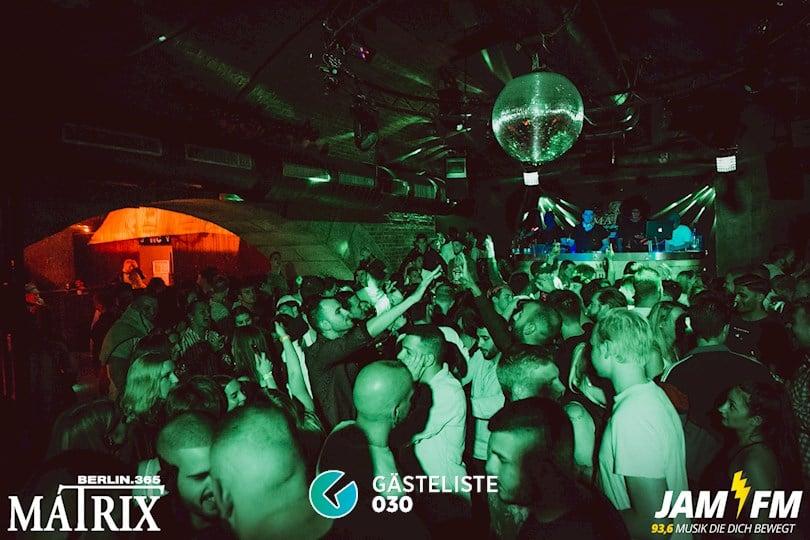 Partyfoto #81 Matrix Berlin vom 16.05.2018