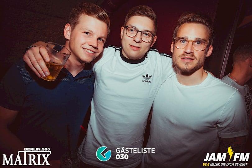 Partyfoto #88 Matrix Berlin vom 16.05.2018
