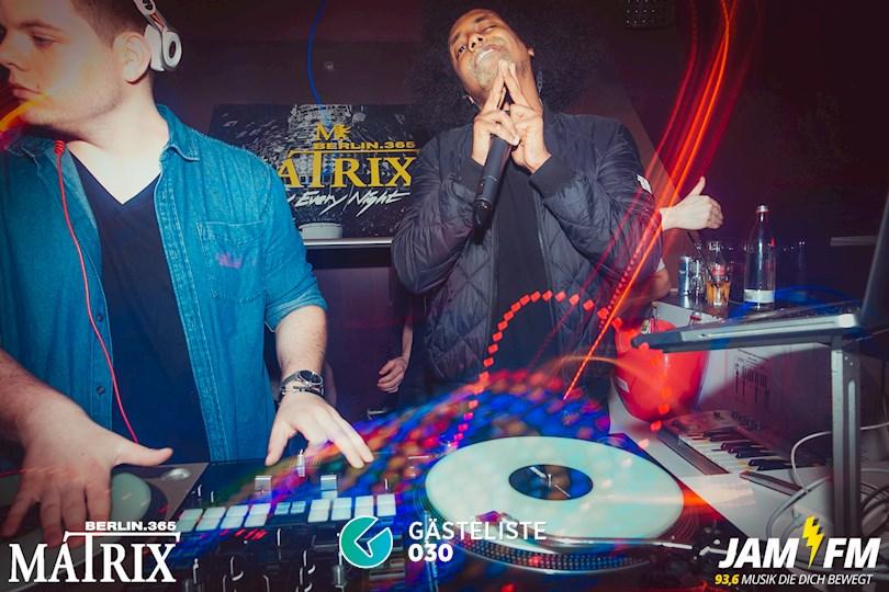 Partyfoto #5 Matrix Berlin vom 16.05.2018