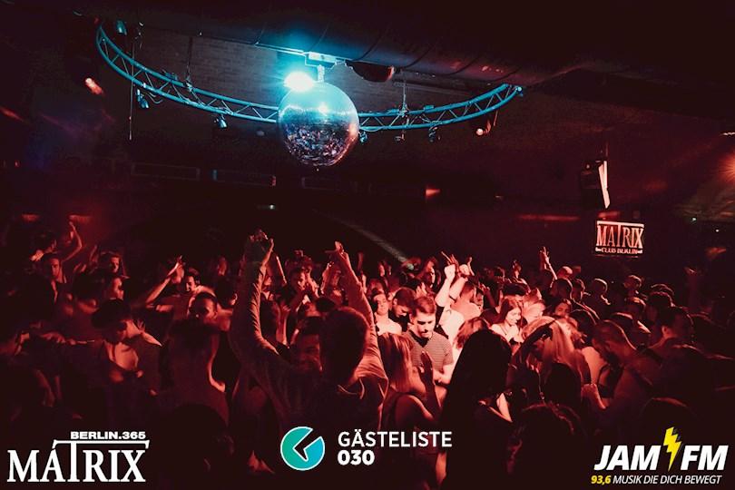 Partyfoto #1 Matrix Berlin vom 16.05.2018