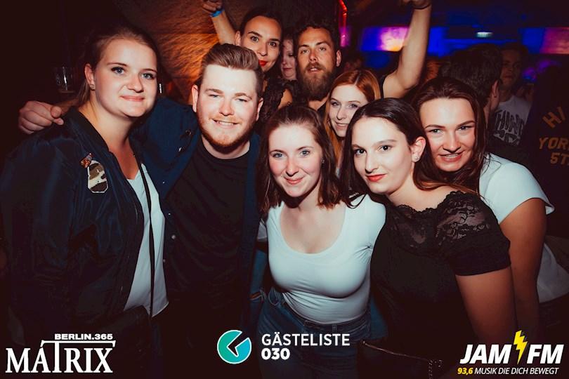 Partyfoto #55 Matrix Berlin vom 16.05.2018