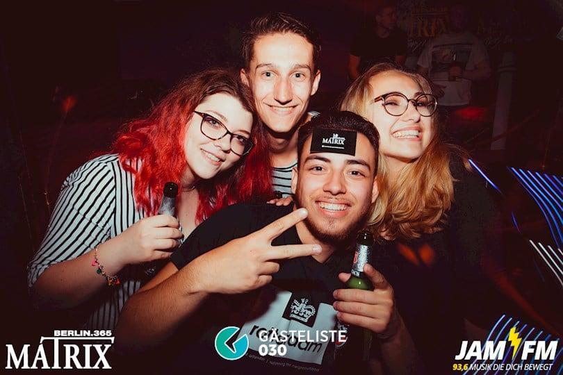 Partyfoto #34 Matrix Berlin vom 16.05.2018