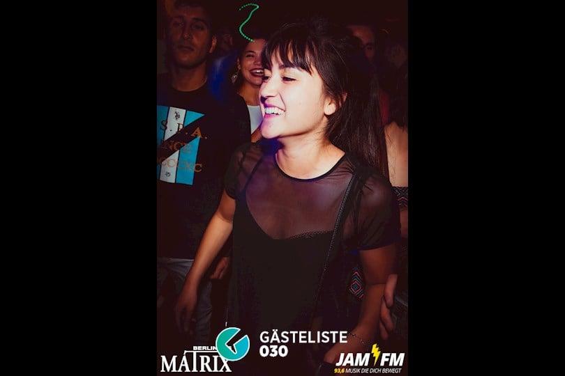 Partyfoto #10 Matrix Berlin vom 16.05.2018