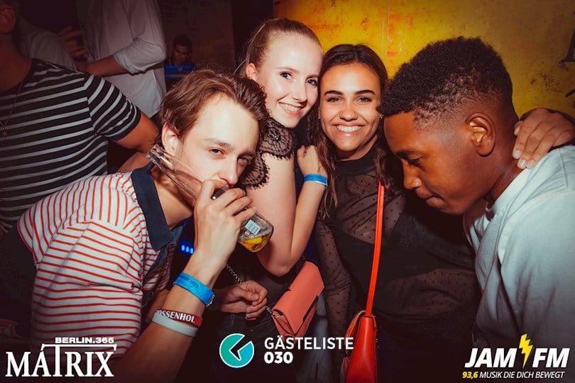 Partyfoto #60 Matrix Berlin vom 16.05.2018