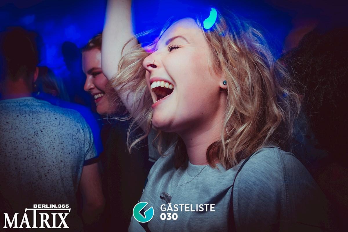 Partyfoto #3 Matrix 20.05.2018 Wonderground