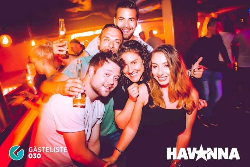 Partyfoto #5 Havanna Berlin vom 19.05.2018