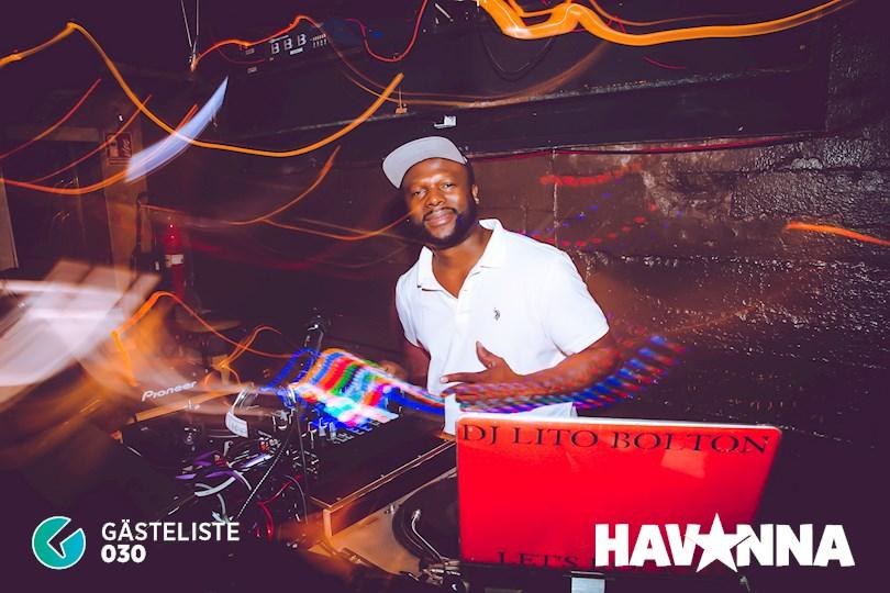 Partyfoto #42 Havanna Berlin vom 19.05.2018
