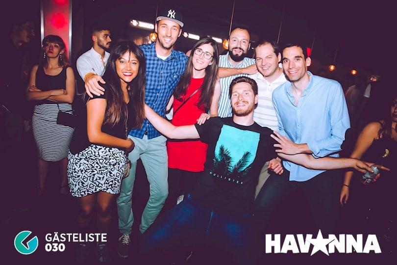 Partyfoto #8 Havanna Berlin vom 19.05.2018