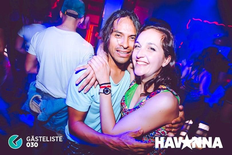 Partyfoto #5 Havanna Berlin vom 20.05.2018