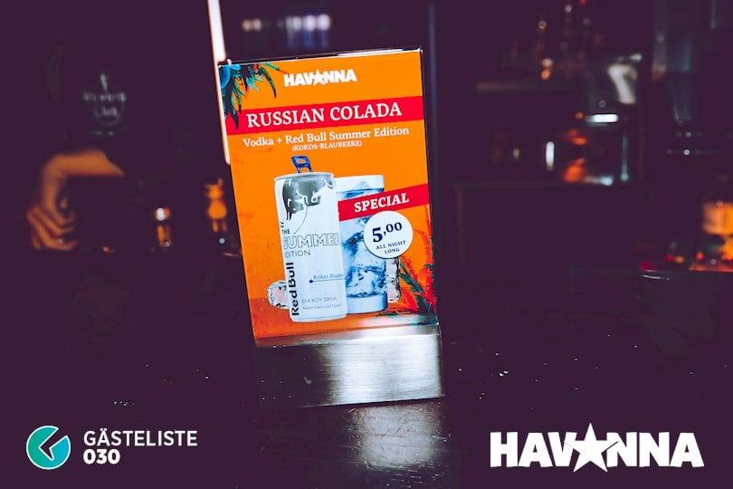 Partyfoto #25 Havanna Berlin vom 20.05.2018