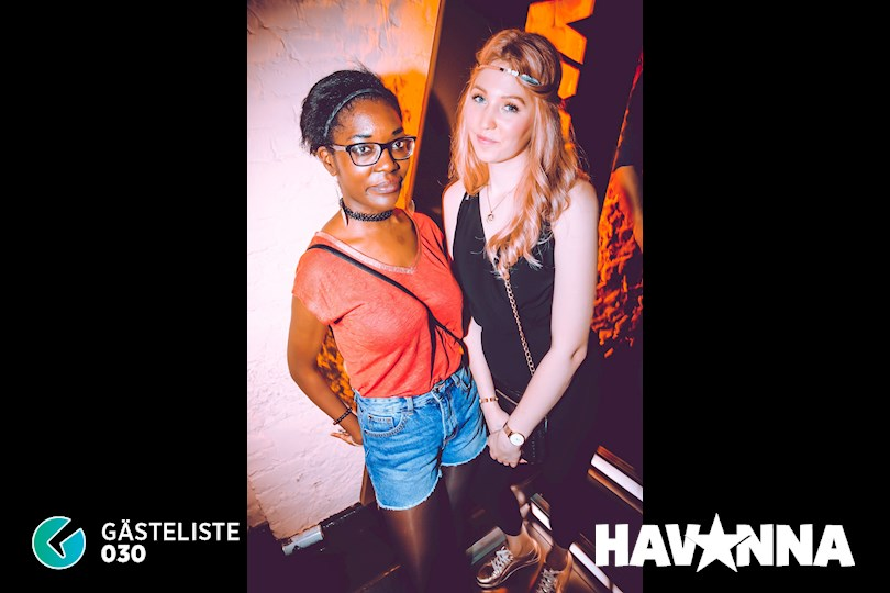 Partyfoto #50 Havanna Berlin vom 20.05.2018