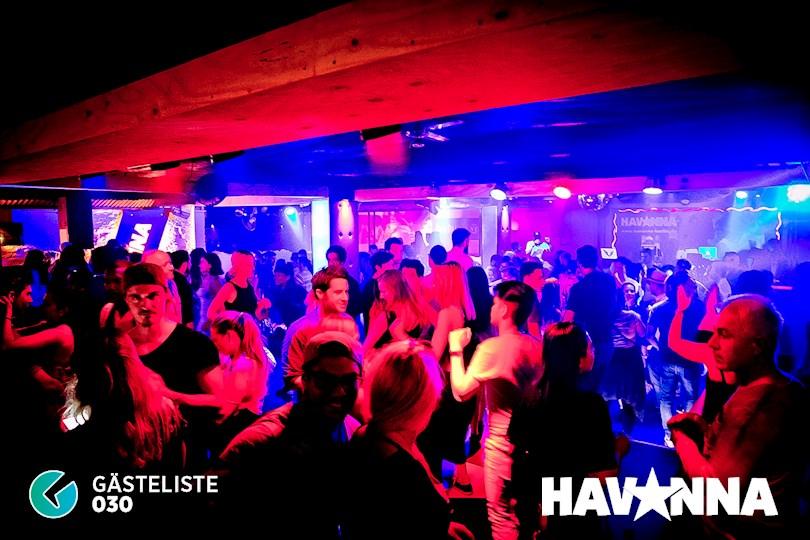 Partyfoto #12 Havanna Berlin vom 20.05.2018